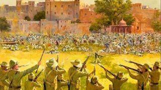 जलियांवाला बाग हत्याकांड: इतिहास के पन्नों में दर्ज है आज का काला दिन, उपराष्ट्रपति व पीएम मोदी ने दी शहीदों को श्रद्धांजलि