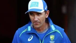Not Our Business:  Langer Reacts to Ishant, Rohit's Likely Absence in Tests