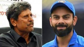 Virat Kohli Comparable to Kapil Dev Because of His Never-Say-Die Attitude: Kris Srikkanth