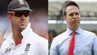 England B or Pitch? Twitteratti Ask Michael Vaughan, Kevin Pietersen After Ravichandran Ashwin, Axar Patel Ensure Batting Collapse at Motera in 3rd Test