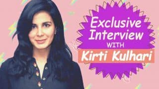 Kirti Kulhari Excited About Four More Shots Please!, Says It's a Must Watch
