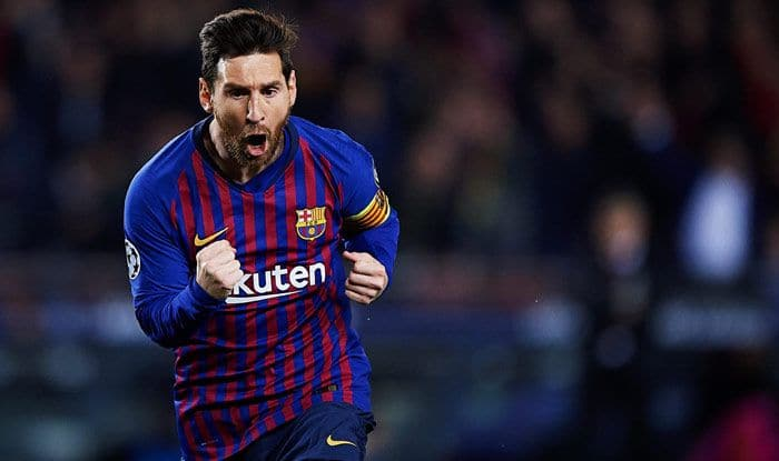 Lionel Messi Scores Incredible Solo Goal During For Barcelona vs Napoli in  Champions League | Football News