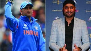If ms dhoni is available he should be included in t20 world cup team says harbhajan singh 4002151