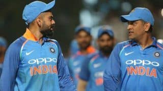 Dilip vengsarkar says ms dhoni did not want virat kohli to play for india in 2008 3990302