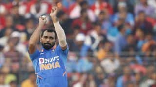 Played 2015 ODI World Cup With a Broken Knee: Mohammed Shami