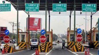 गृह मंत्रालय ने दिया निर्देश, 20 अप्रैल से राष्ट्रीय राजमार्गों पर शुरू हो जाएगी टोल टैक्स की वसूली