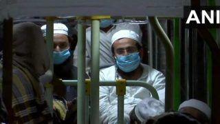 निजामुद्दीन में तबलीगी जमात के आयोजन में शामिल हुए तमिलनाडु के 110 लोग संक्रमित