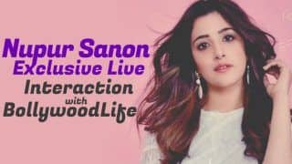 Nupur Sanon Talks About Choosing Between Her Profession And Passion