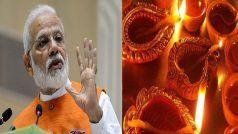 कोरोना के खिलाफ जारी जंग में आज दिखेगी भारत की एकता, पीएम मोदी की अपील पर पूरा देश जलाएगा दीप