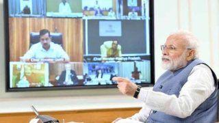 मुख्यमंत्रियों के साथ बैठक में बोले पीएम मोदी- गांव तक यह संकट न पहुंचे, अब यही चुनौती है