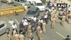 Delhi/Noida/Gurugram Border: सप्ताह के अंत तक NCR में लॉकडाउन, सीमाओं को किया गया बंद