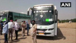 नांदेड़ के श्री हजूर साहिब में फंसे 3613 यात्री पंजाब लौटे, बठिंडा में दो पॉजिटिव निकले