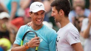 Rafael Nadal Expects Lengthy Wait Before Tennis Returns, Novak Djokovic Open For Behind-Closed-Doors Option