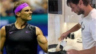 Rafael Nadal Shows Off His Cookery Skills in Self-Isolation Amid Coronavirus Lockdown | WATCH VIDEO