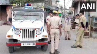 राजस्थान: कोरोना के खिलाफ अभियान में लगे पुलिस दल पर हमला, तीन पुलिसकर्मी घायल, सात आरोपी गिरफ्तार