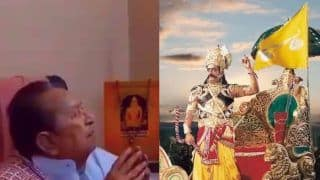 Viral Video: 33 साल बाद 'सीता हरण' का सीन देखकर रोने लगे टीवी के 'रावण', मांग ली माफी