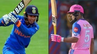 Tried to copy smriti mandhana didnt work out well says riyan parag of rajasthan royals 4009760