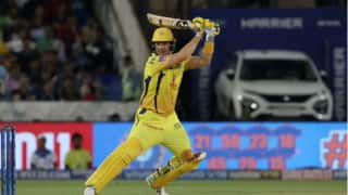 Shane watson will be indebted to ms dhoni and stephen fleming for life 3997286