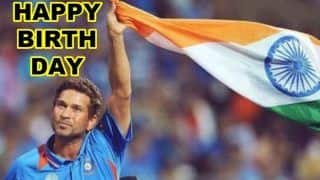 कोहली, शास्त्री सहित खेल जगत ने सचिन तेंदुलकर को 47वें जन्मदिन पर दी बधाई, जानें किसने क्या कहा