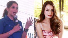 सेलिब्रिटीज के COOKING VIDEO को देख भड़कीं सानिया मिर्जा, अभिनेत्री दिया मिर्जा ने किया ये कमेंट