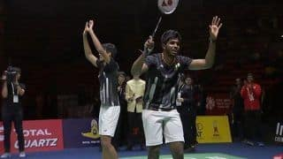 BAI Recommends Satwiksairaj Rankireddy, Chirag Shetty And Sameer Verma For Arjuna Awards