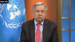 COVID-19 Fight of a Generation, Says United Nations; Warns World of Increased Terror Risks