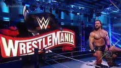 WWE WrestleMania 36: Drew McIntyre Overcomes Brock Lesnar To Win WWE Championship
