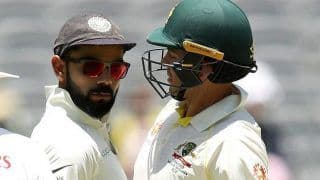 India vs australia pat cummins not agree with michael clarkes comments on australia players sucking up to virat kohlis aggrassive behaviour 3995847
