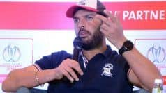 युवराज सिंह ने पुलिसकर्मियों का VIDEO शेयर कर सराहा, बोले-इस मुश्किल समय में अपना खाना...