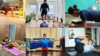 AIFF's Video Fitness Campaign Receives Overwhelming Response