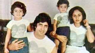 Jaya Bachchan Birthday: लॉकडाउन के बीच दिल्ली में फंसी जया बच्चन, परिवार में बसती है जान, देखिए तस्वीरें