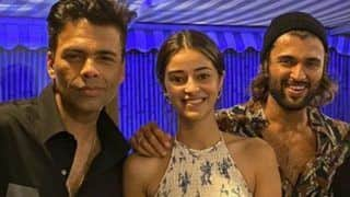 Fighter: Ananya Panday And Vijay Deverakonda Make a Stylish Couple in These New Viral Party Pictures