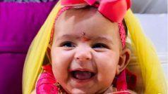 लॉकडाउन के बीच वायरल हो रही हैं कपिल शर्मा की बेटी Anayra की तस्वीरें, खिलखिलाता हुआ चेहरा देखकर उदास मन खुश हो जाएगा