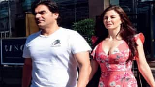 Arbaaz Khan's Girlfriend Giorgia Andriani on Her Family Being Stuck in Italy: Can't See Them For a Year