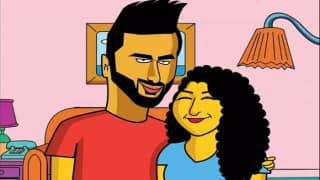 Arjun Kapoor, Sister Anshula Turn Into Simpsons Characters, Actor Says, 'She is The Lisa to my Bart'