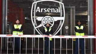 EPL Club Arsenal to Resume Training From Next Week