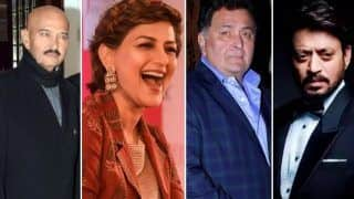 Rishi Kapoor Dies of Leukemia: Types of Cancer Other Bollywood Stars Are Suffering From