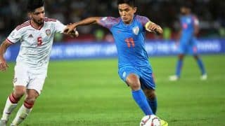 Sunil Chhetri Voted AFC Asian Cup 2019 'Favourite Player' in Fan Poll