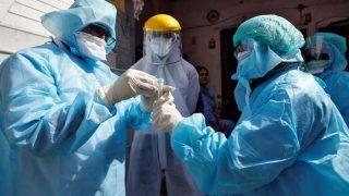 Coronavirus In MP Update: कोरोना के खिलाफ जंग में पुलिसकर्मी ने गंवाई जान, कुल मामले 1400 के पार