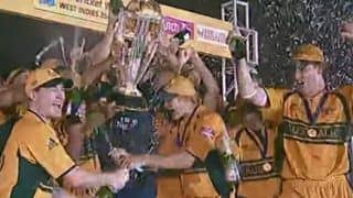 On This Day: With Squash-Ball Trick, Adam Gilchrist Fires Australia to World Cup Hat-trick