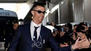 Cristiano Ronaldo to Miss Serie A Games For Juventus, Hints Coach Andrea Pirlo