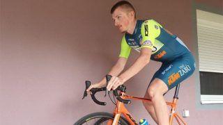 Giro d'Italia Virtual: Veljko Stojnic and Andrea Bartolozzi Lead Vini Zabu KTM to Stage 3 Win