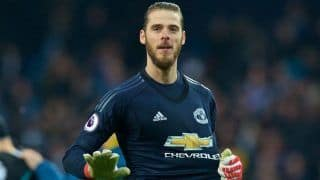 I Hope to be at Old Trafford For Many Years: David de Gea on Manchester United Future