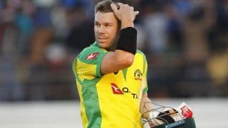 David Warner Says Australia's Tour of England 'Highly Unlikely'