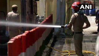 निजामुद्दीन मरकज को खाली कराने वाली टीम में शामिल रहे दिल्ली पुलिस के 7 जवान छुट्टी पर भेजे गए