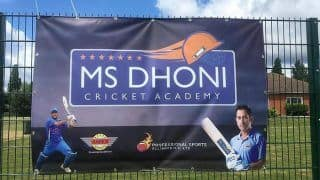 Coaching Goes Online: MS Dhoni's Academy Leads The Way During Lockdown