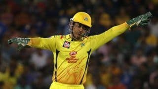 Dhoni   s Team Meetings With Chennai Super Kings Weren   t More Than Two Minutes Long: Parthiv