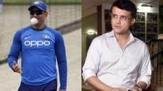 Dhoni and Ganguly Two Defining Captains in Contemporary Cricket: Nehra