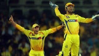 Ms dhoni has a calculating brain and incredible power michael hussey 4008350