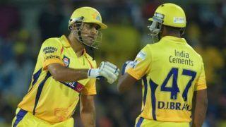IPL में सर्वश्रेष्ठ प्रदर्शन का श्रेय MS Dhoni को जाता है : ड्वेन ब्रावो